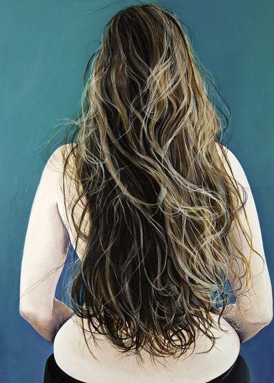 Ishbel Myerscough, 'Long Hair', 2016