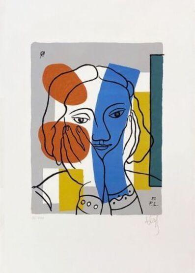 Fernand Léger, 'Sans titre ', 1952