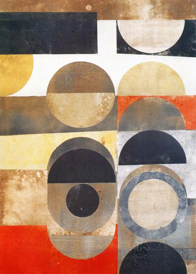 Rogelio Polesello, 'Movimiento perpetuo', 1958