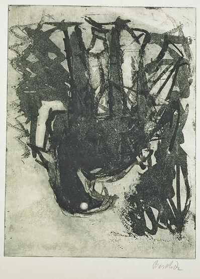 Georg Baselitz, 'Der Adler (Eagle)', 1980