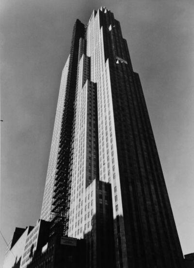 Samuel Gottscho, 'RCA Building', 1930