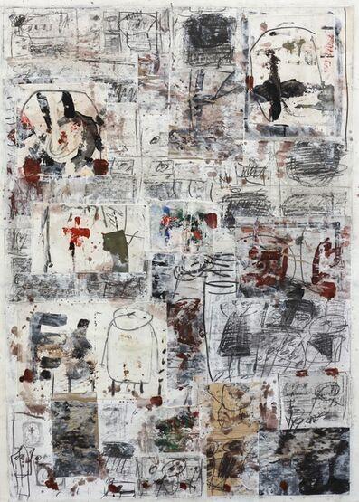 Vigintas Stankus, 'City Life (Collage III)', 2016