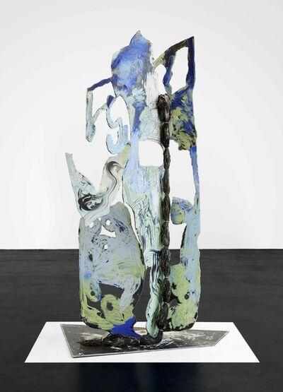 Donna Huanca, 'CHORDATA (KUKO)', 2019