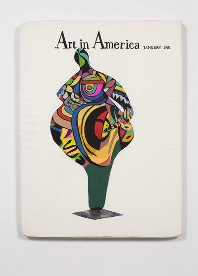 Megan Whitmarsh, 'Art in America / Niki de Sant Phalle', 2018