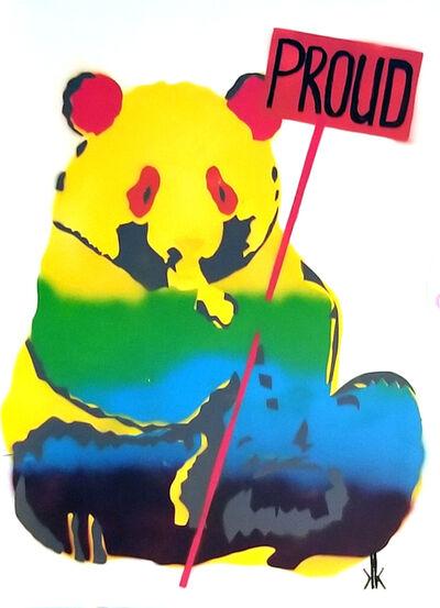 k.k., 'Panda : PROUD', 2019