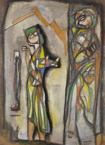 Bela Kadar, 'Study of lovers'