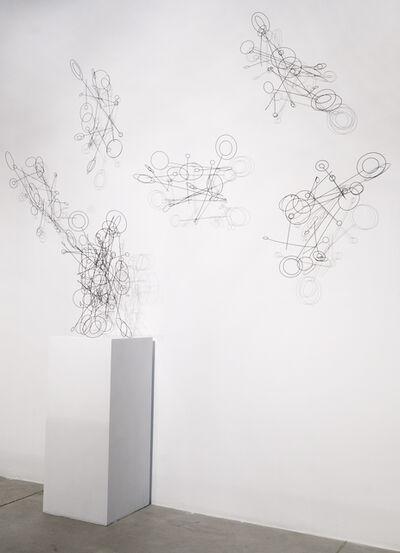 "Máximo González, 'Del proyecto ""Pulsión"" (Drive Theory)', 2018"