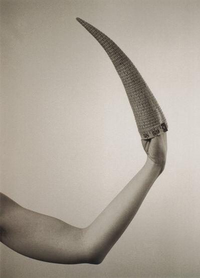 Jana Sterbak, 'Cone on Hand', 1979 / 96