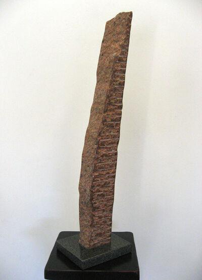 Jesús Bautista Moroles, 'Concave Totem', 2014