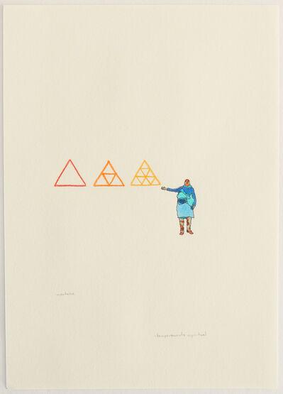 Cesar González, 'Los Alquimistas (Montaña. Temperamento Espiritual)', 2017