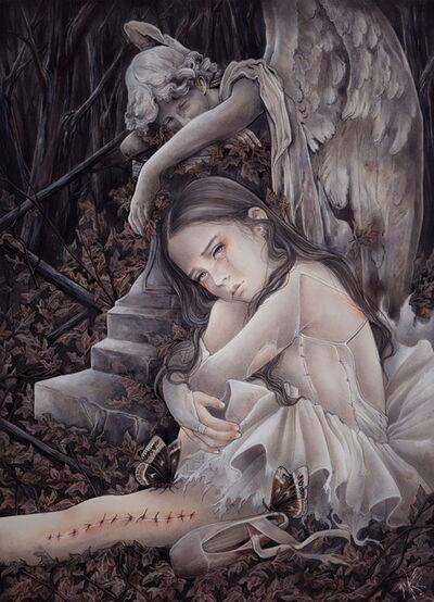 Yuriko Shirou, 'Sueños rotos (Broken dreams)', 2019