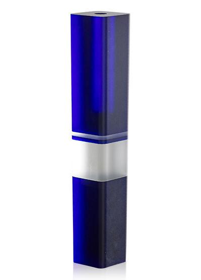 Frantisek Vizner, 'Untitled (Tall Vase with Two Stripes)', ca. 1984