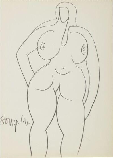 Francis Newton Souza, 'Untitled ', 1964