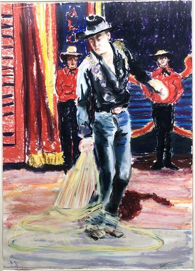 Billy Sullivan, 'Trick Roper V', 1990