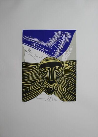 Mimmo Paladino, 'Guardar Misteri', 1982