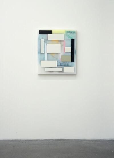 Andrew Bick, 'OGVDS [tilted] A v3 [Parallel]', 2012-2019