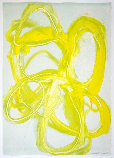 Brenda Zappitell, 'Lemon Yellow I', 2017