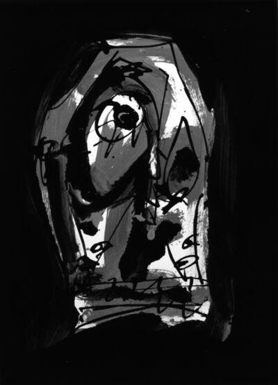 Antonio Saura, 'Suaire', 1986