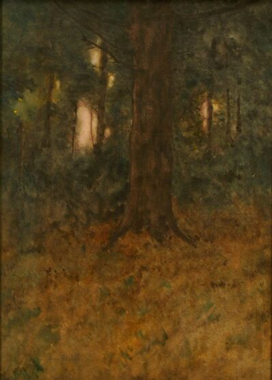Ben Foster, 'A Dim Old Forest', ca. 1895