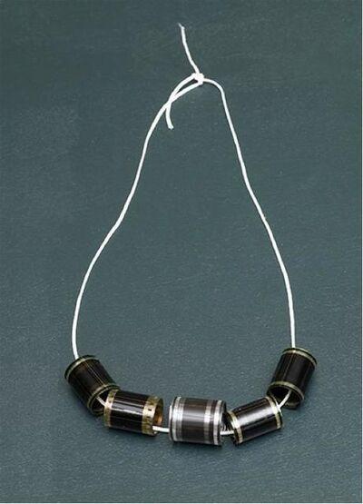 Tacita Dean, 'Necklace – Film reels', 2012