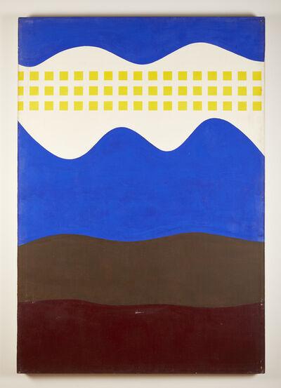 Mohamed Melehi, 'Wilde', 1963