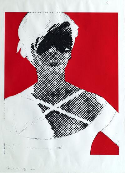 Gerald Laing, 'Victoria Beckham (Flax)', 2007