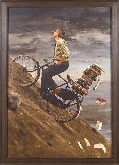 Teun Hocks, 'Untitled (Man on Bicycle)', 1993