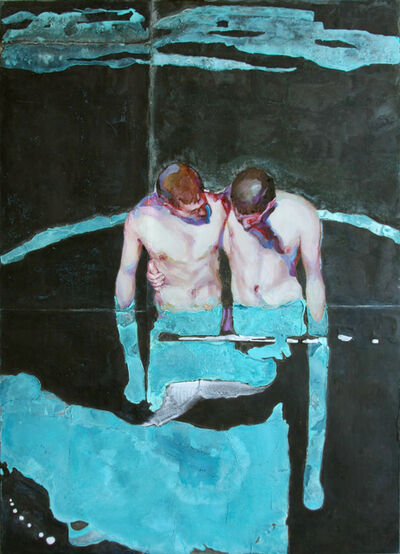 Piet van den Boog, 'Boys from Water', 2015