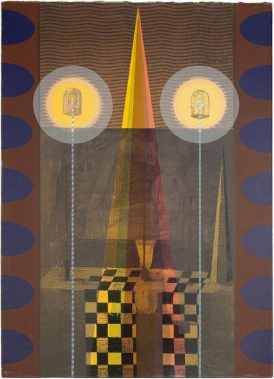 Ian Howard (b. 1952), 'Lux', 1995