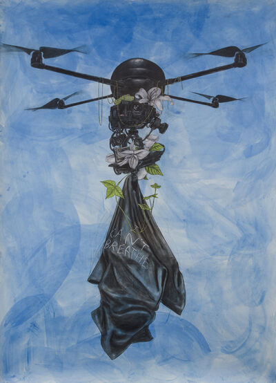 Robert Pruitt, 'Archangel', 2015