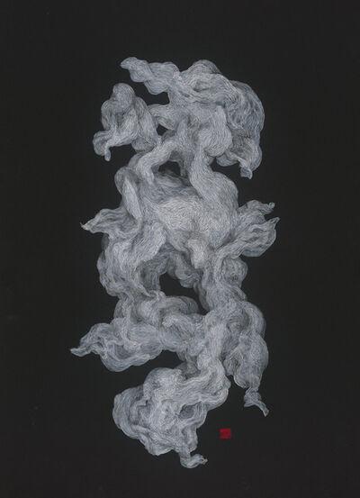 Li Chen, '黑卡 197.13-2 Black Cardboard 197.13-2', 2019