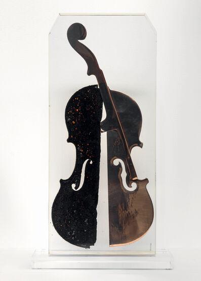 Arman, 'Danse du Feu', 1997