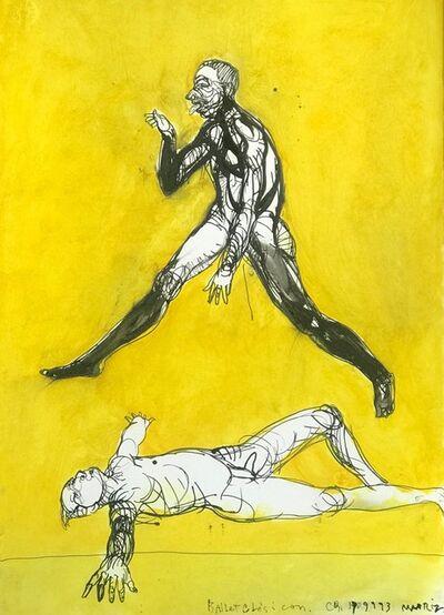 Carlos Quintana, 'Ballet Clasicon', 1993