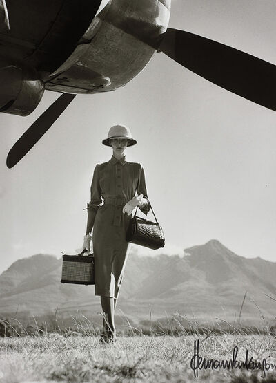 Norman Parkinson, 'The Art of Travel', 1951
