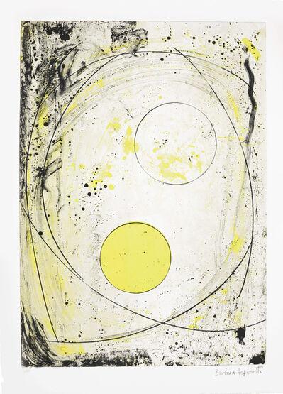Barbara Hepworth, 'Pastorale', 1969