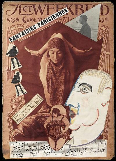 Erwin Blumenfeld, 'Fantaisies Parisiennes', 1924-1926