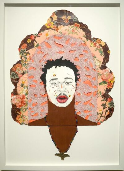 Ebony G. Patterson, '(Untitled) Disciple VII from Gangstas for Life', 2008