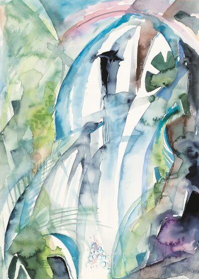 Lotte Berger-Maringer, 'Tropical Waterfall', 2003