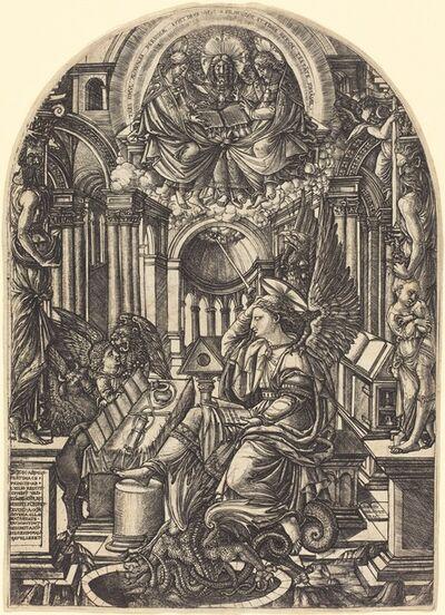 Jean Duvet, 'The Revelation of Saint John the Evangelist', ca. 1555