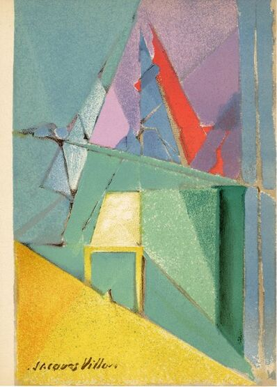 Jacques Villon, 'Intimite', 1964