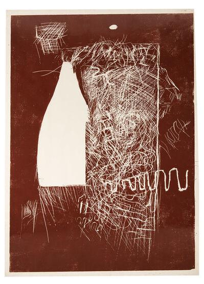Georg Baselitz, 'Ahrenleserin II', 1979