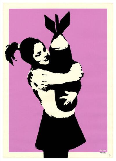 Banksy, 'Bomb love', 2003