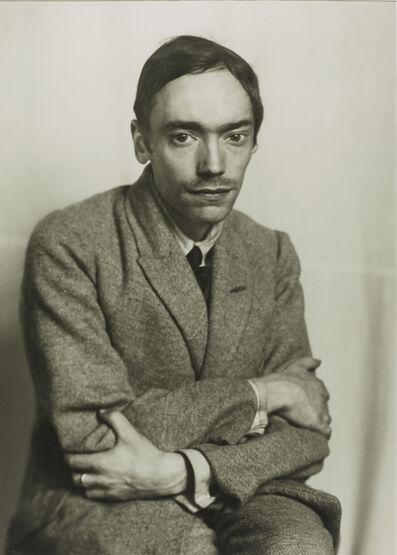 August Sander, 'Maler(FranzWilhelmSeiwert)', ca. 1924