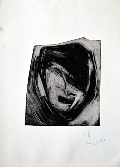 Jannis Kounellis, 'Portrait', 2013