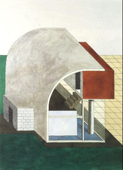 Ettore Sottsass, 'Casa molto normale'