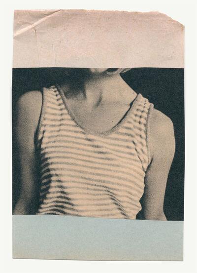 Katrien De Blauwer, 'cheveux longs...cheveux courts (34)', 2019