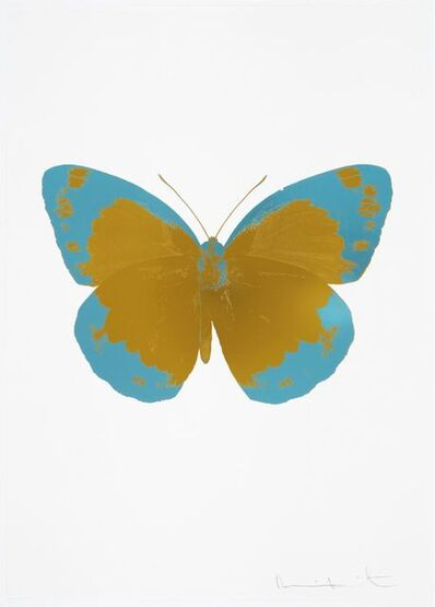 Damien Hirst, 'The Souls II - Paradise Copper - Topaz', 2010