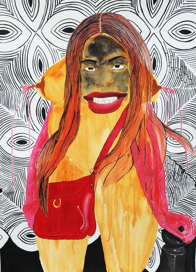 Leslie Amine, 'Jessica', 2015