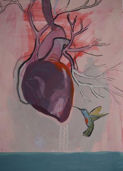 Suzy O'Mullane, 'Heart and the Hummingbird', 2016