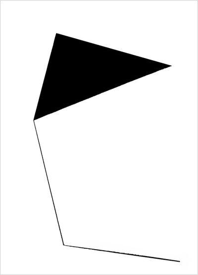 Leon Polk Smith, 'Collage #34', 1970